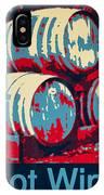 Got Wine Red IPhone Case