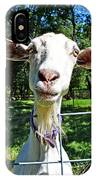 Got Your Goat IPhone Case