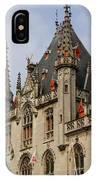 Gothic Bruges IPhone Case