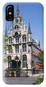 Gouda City Hall IPhone Case