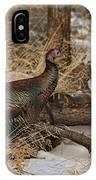 Gould's Wild Turkey Xiii IPhone Case