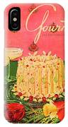 Gourmet Cover Illustration Of A Molded Rice IPhone X Case