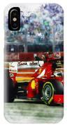 Gp Singapore F1  IPhone Case