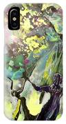 Grace Under Pressure IPhone Case