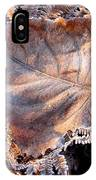 Graced By Frost IPhone Case