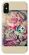 Graff In The City IPhone Case