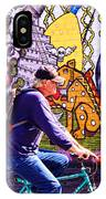 Graffiti 1 IPhone Case