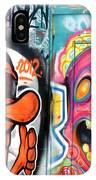Graffiti 10 IPhone Case
