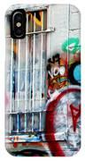 Graffiti 14 IPhone Case