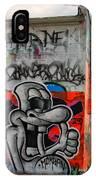 Graffiti 16 IPhone Case