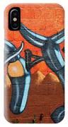 Graffiti 17 IPhone Case