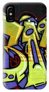 Graffiti 22 IPhone Case