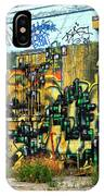 Graffiti 24 IPhone Case