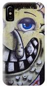 Graffiti Art Buenos Aires 1 IPhone Case