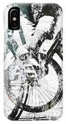 Graffiti Bikes IPhone Case