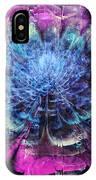 Graffiti Floral IPhone Case