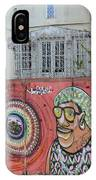 Graffiti In Salvador IPhone Case