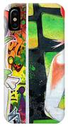 Graffiti IPhone X Case