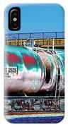 Graffiti - Toxic Tanker II IPhone Case