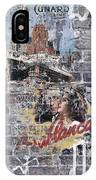 Graffiti Walls IPhone Case