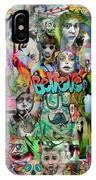 Grafitti Dream IPhone Case