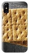 Graham Crackers IPhone Case