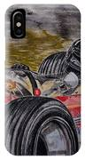 Graham Hill Mr Monaco IPhone Case