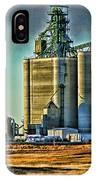 Grain Elevators IPhone Case