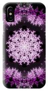 Grammy's Psychedelic Doily IPhone Case