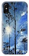 Grand Bahama Forest IPhone Case