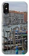 Grand Canal From Rialto Bridge IPhone Case