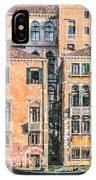 Grand Canal Gondola IPhone Case