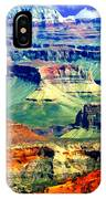 Grand Canyon After Monsoon Rains IPhone Case