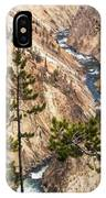 Grand Canyon Of Yellowstone IPhone Case