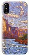 Grand Canyon Riffle IPhone Case