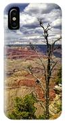 Grand Canyon View From The South Rim IPhone Case