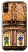Grand Cathedral Of Guadalajara IPhone Case