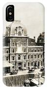 Grand Central, 1886 IPhone Case