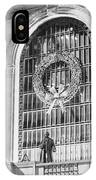 Grand Central Christmas IPhone Case