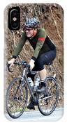 Grand Fondo Rider IPhone Case