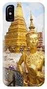 Grand Palace, Bangkok IPhone Case