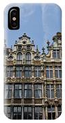 Grand Place Brussels IPhone Case