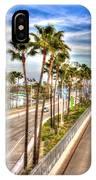 Grand Prix Of Long Beach IPhone Case