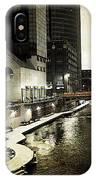 Grand Rapids Grand River IPhone Case