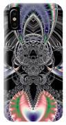 Grand Stage Entrance Fractal IPhone Case