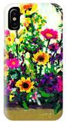 Grandchildren's Bouquet IPhone Case