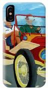 Granpas Racer IPhone Case