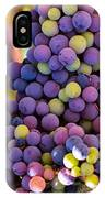 Grape Bunches Wide IPhone Case