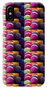 Grapes Fruit Pattern Health Background Designs  And Color Tones N Color Shades Available For Downloa IPhone Case
