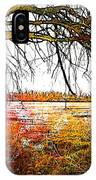 Graphic Tree IPhone Case